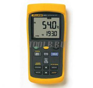 Fluke 51 II - термометр многоканальный