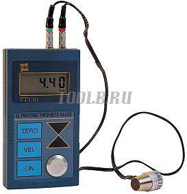 ТТ130 - ультразвуковой толщиномер