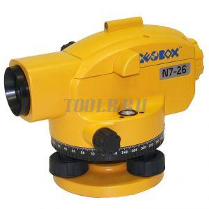 GEOBOX N7-26 - оптический нивелир