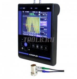 УДТ-40 - новый прецизионный ультразвуковой толщиномер с А-сканом (базовый комплект)