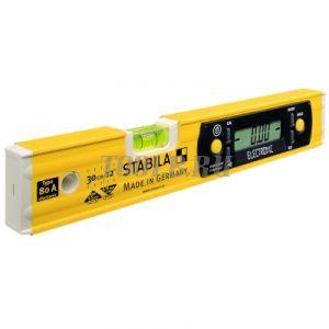 STABILA 80-A electronic (30 см) - уровень электронный