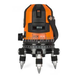 RGK UL-41 MAX - Лазерный нивелир