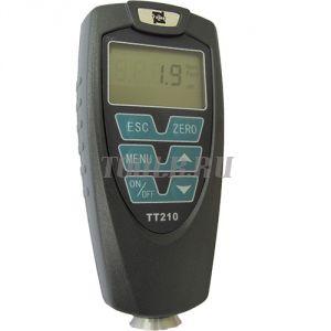 TT210 - толщиномер покрытий