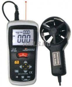 CEM DT-620 - анемометр-пирометр
