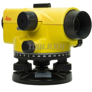 Leica RUNNER 20 - оптический нивелир