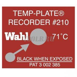 Индикаторы температуры Wahl Single-Position (210)