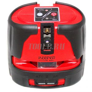 KEEPER SKYLINE 360 - лазерный нивелир