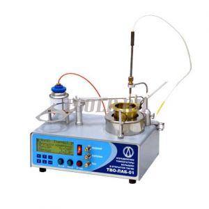 ТВО-ЛАБ-01 - аппарат для определения температуры вспышки в открытом тигле