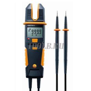 Testo 755-1 - детектор напряжения