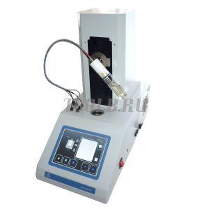 ТПЗ-ЛАБ-22 - автоматический аппарат анализа для определения температуры помутнения/текучести/застывания нефтепродуктов по классической методике