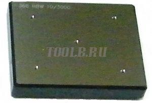 МТБ - мера Твёрдости Бринелля 400±50 HB 10/3000/10
