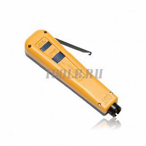 Fluke Networks 10051501 - инструмент для набивки кросса D914 ™ с лезвиями EverSharp 110 и EverSharp 66 мм, а также запасным лезвием