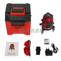 RGK UL-61 - лазерный нивелир - купить в интернет-магазине www.toolb.ru цена, обзор, отзывы, фото, характеристики, тест, поверка, официальный, сайт, производитель, заказ, онлайн, Москва